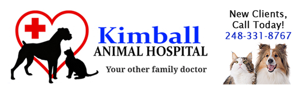 Logo for Veterinarians in Clawson | Kimball Animal Hospital